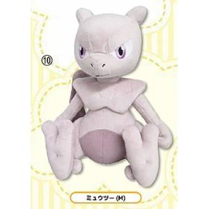 Pokemon - Mewtwo - Pocket Monsters All Star Collection M - Beanbag - PP135 [Goods]