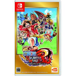 One Piece Unlimited World R Deluxe Edition [Switch - Occasion]