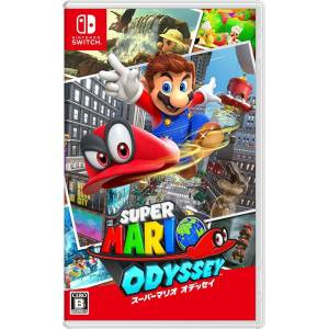 Super Mario Odyssey (Multi Language) [Switch - Used]