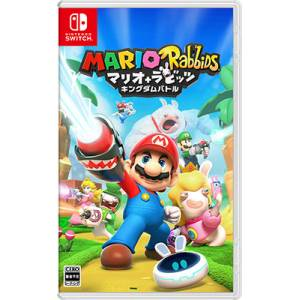 Mario + Rabbids Kingdom Battle - Standard Edition (English Included) [Switch - Used]