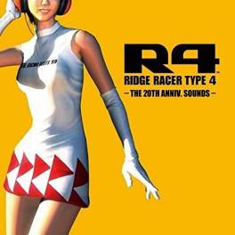 Ridge Racer Type 4 / R4 -THE 20TH ANNIV. SOUNDS-  [OST/ Goods]