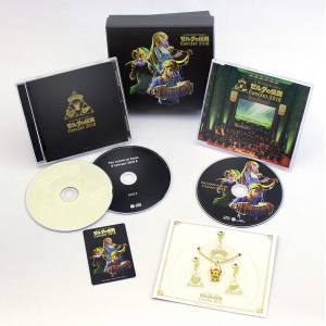 The Legend Of Zelda Concert 2018 [OST/ Goods]