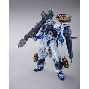 Mobile Suit Gundam SEED Destiny Astray - Blue Frame (Full Weapon Equipped) [METAL BUILD] [Used]