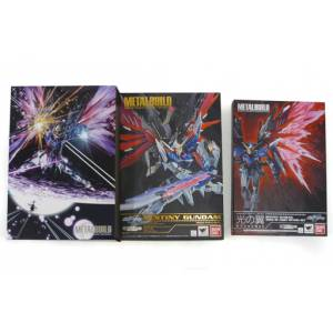 Destiny Gundam ZGMF-X42S (Full Package) - Limited Edition [Metal Build] [Used]