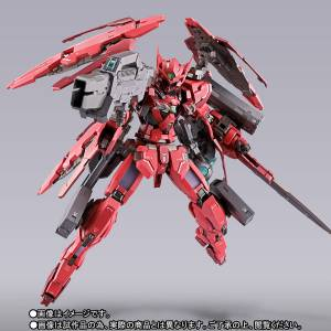 Gundam 00F - GNY-001F Gundam Astraea Type-F GN Heavy Weapon Limited Set [Metal Build] [Occasion]