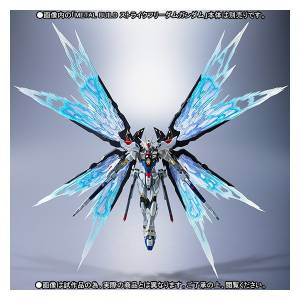 Strike Freedom Gundam - Wings of Light Option Set - Limited Edition [Metal Build] [Used]