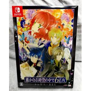 FREE SHIPPING - Harukanaru Toki no Naka de 6 DX Treasure BOX [Switch]