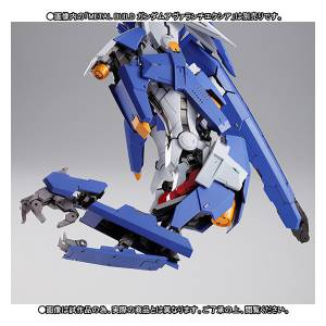 Gundam Avalanche Exia Option Parts Set - Limited Edition [Metal Build] [Used]