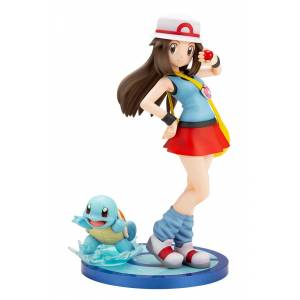 Pokemon - Leaf with Squirtle [ARTFX J]
