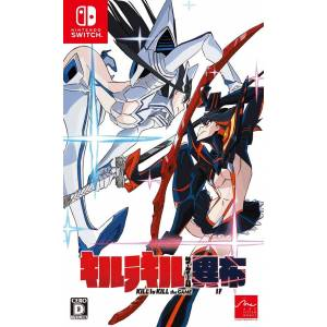 FREE SHIPPING - Kill la Kill The Game: IF - Standard Edition (Multi Language) [Switch]