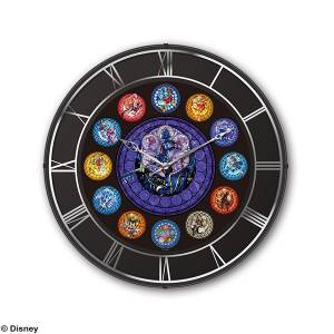 KINGDOM HEARTS LIGHTING CLOCK RADIO CONTROL ver. [Goods]