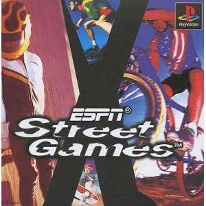 ESPN Street Games / ESPN Extreme Games [PS1 - occasion BE]