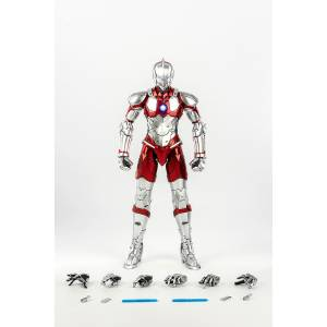 ULTRAMAN SUIT (Anime Version) [ThreeZero]