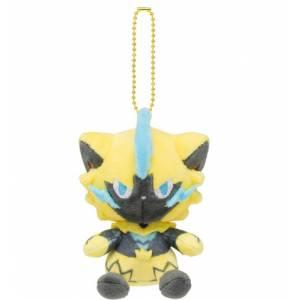 Pokemon - MASCOT KEYCHAIN POKEDOLLS ZERAORA [Goods]