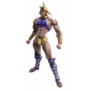 JoJo's Bizarre Adventure Part. 2 - Wamuu [Super Action Statue]