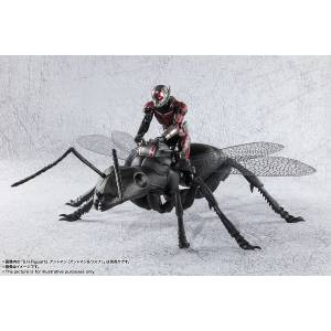 FREE SHIPPING - Ant-Man and the Wasp - Ant [SH Figuarts]