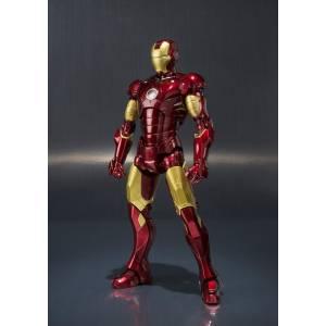 Avengers series - Iron ManMark 3 / MK3 [SH Figuarts]