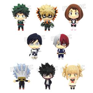 My Hero Academia / Boku no Hero Academia Color-Cole Vol.2 8 Pack BOX [Goods]