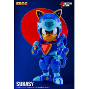 ES Alloy Samurai Pizza Cats - Guido Anchovy / Sukasy [ACTION TOYS]