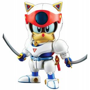 ES Alloy Samurai Pizza Cats - Yattarou Reissue [ACTION TOYS]
