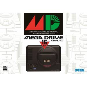 Mega Drive Mini - Standard Edition [SEGA - Brand new]