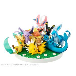Pokemon - Eevee Friends [G.E.M. EX]