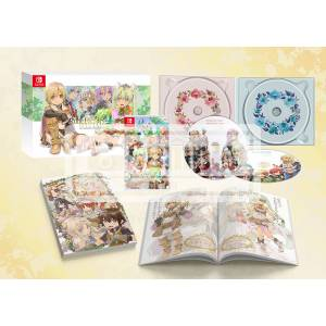 FREE SHIPPING - Rune Factory 4 Special - Memorial Box [Switch]