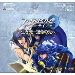 "TCG Fire Emblem Cipher - Booster Pack ""Sei to Shi -Unmei no Saki e-"" 16Pack BOX"