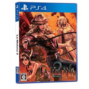 LA-MULANA 2 - First Press Edition [PS4]