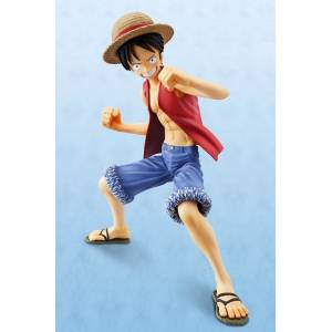 One Piece - Monkey D. Luffy JF Special Ver. Limited Edition [Portrait Of Pirates] [Used]