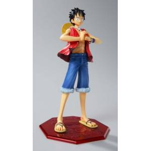 One Piece Neo-1 - Monkey D. Luffy [Portrait Of Pirates] [Used]