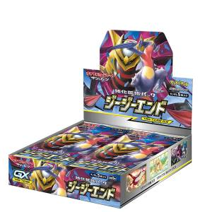 "Pokemon Card Game Sun & Moon Strength Expansion Pack ""G-g-end"" 30Pack BOX"