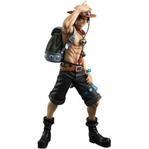 One Piece Neo-DX - Portgas D. Ace 10th Limited Ver. [Portrait Of Pirates] [Occasion]