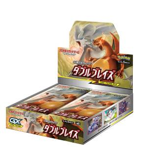 "Pokemon Card Game Sun & Moon Expansion Pack ""Double Blaze"" 30Pack BOX"