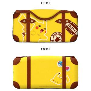 Pokemon Quick Pouch for Nintendo Switch Pikachu Ver. [Switch]