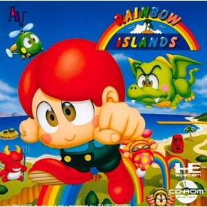 Rainbow Islands [PCE CD - occasion BE]