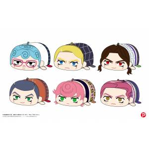 JoJo's Bizarre Adventure Golden Wind PoteKoro Mascot 2 6 Pack BOX [Goods]