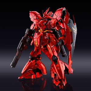 Gundam Char's Counterattack - MSN-04 Sazabi Special Coating Plastic Model Limited Edition [1/144 RG / Bandai]