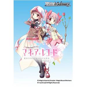 Weiss Schwarz Trial Deck+ (Plus) - Puella Magi Madoka Magica Side Story Magia Record Pack