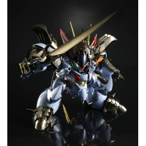 Mashin Eiyuuden Wataru - Black Ryuomaru Hobby Japan Limited Edition [METAMOR-FORCE - Sentinel]