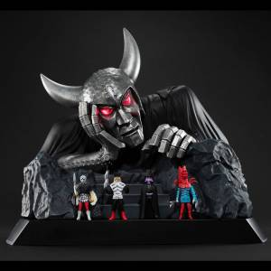 UA Monsters Kamen Rider X King Dark Limited Edition [Megahouse]