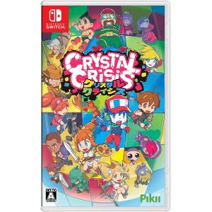 Crystal Crisis (English Included) [Switch]