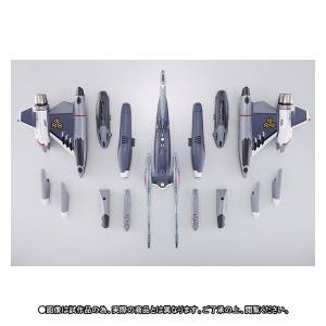 Macross F - VF-25F Messiah Valkyrie (Saotome Alto Model) Renewal Ver. Tornado Parts Limited Edition [DX Chogokin] [Used]