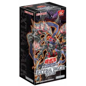 Yu-Gi-Oh! - Official Card Game Duel Monsters Extra Pack 2018 15Pack BOX