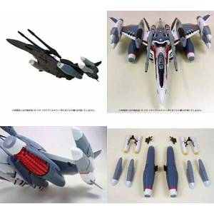 Macross F - VF-25 Messiah Valkyrie Tornado/Armored Reinforced Weapon Set [DX Chogokin] [Occasion]