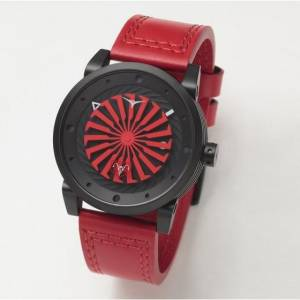 Kamen Rider × ZINVO collaboration watch Red Ver. Bandai Premium Limited Edition [Goods]