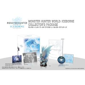 Monster Hunter World: IceBorne Collector's Package - Expansion DLC [PS4]