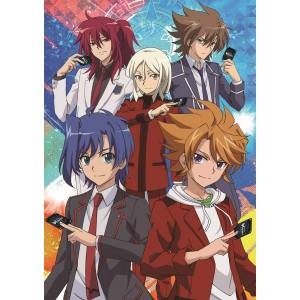 Cardfight!! Vanguard X [PS4]