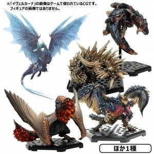Monster Hunter Standard Model Plus Vol.14 - 6 Pack BOX [Capcom Figure Builder]