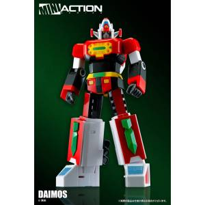 Tosho Daimos [MINI ACTION TOYS]